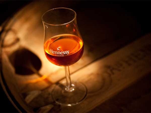 Cognac is not made, it is created…